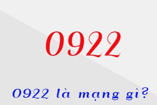0922 là mạng gì? Chọn sim đầu số 0922 hợp phong thủy có điểm gì chú ý?
