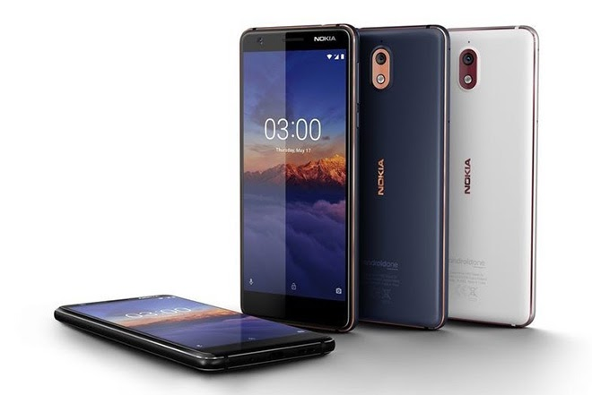 2. Điện thoại dưới 2 triệu Nokia 3.1