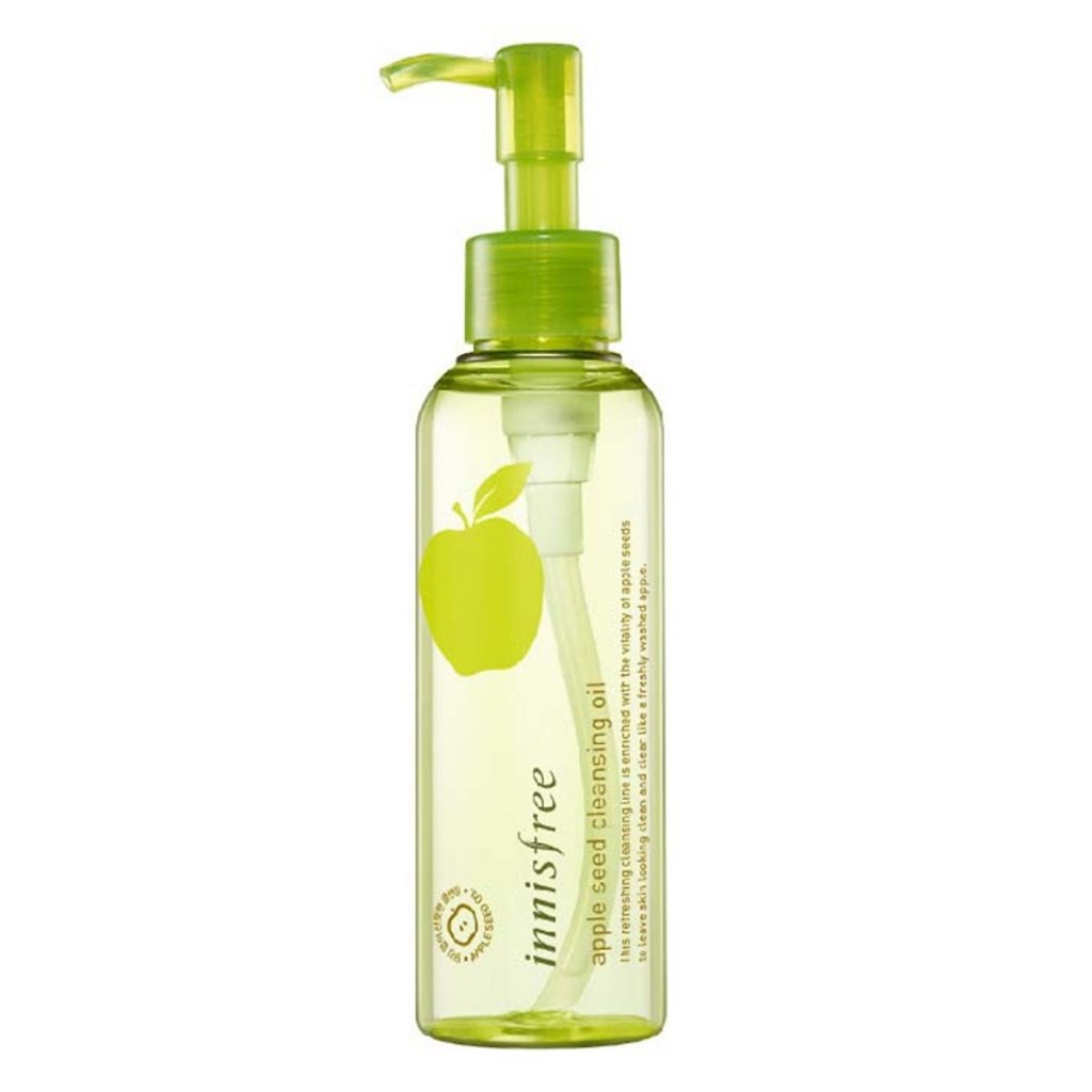 3. Dầu tẩy trang chính hãng Innisfree Apple Oil 150ml