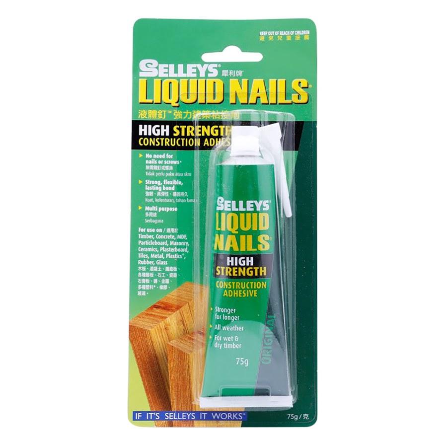 3. Keo dán gỗ đa năng Selleys Liquid Nails