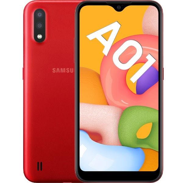 4. Điện thoại dưới 2 triệu Samsung Galaxy A01
