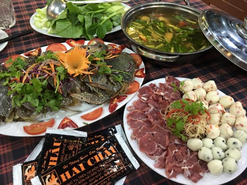 Ẩm thực Hai Châu