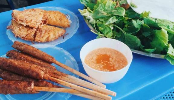 Ăn vặt Tây Hồ bánh xèo Nam Bộ 2