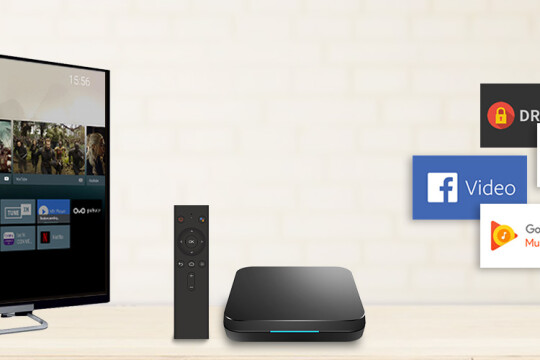Review Top 5 Android tv box hiện đại, tiện lợi