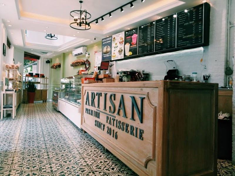Artisan Bakery & Coffee