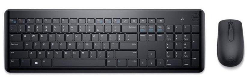 Bàn phím không dây Dell KM117