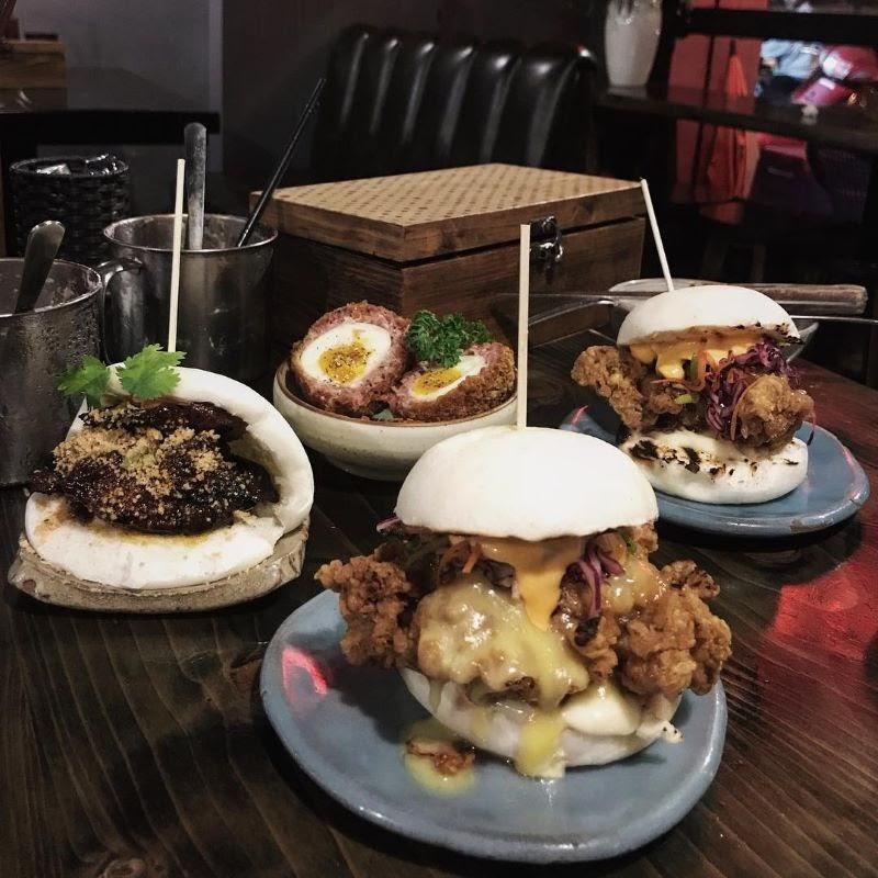 Bánh bao Đài Loan – Baozi