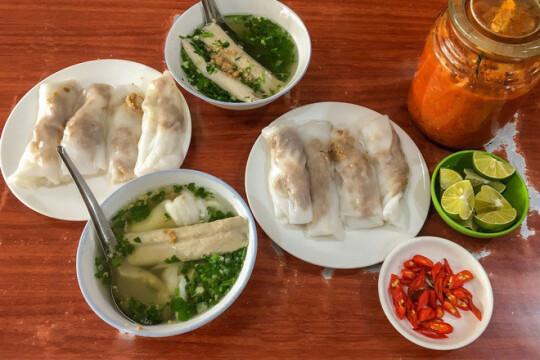 Review top 5 quán bánh cuốn Cao Bằng- hương vị đặc trưng của vùng đất phía Bắc