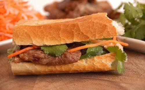 Bánh mì Như Lam