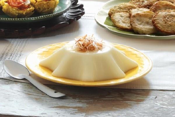 Bánh pudding - mềm thơm và béo