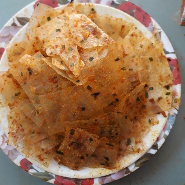 Bánh tráng Sài Gòn- nổi tiếng mọi miền