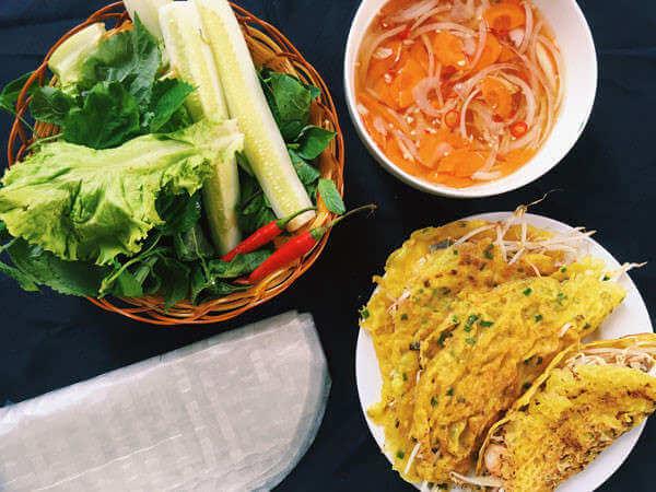 Bánh xèo chợ Nguyễn Công Trứ 2