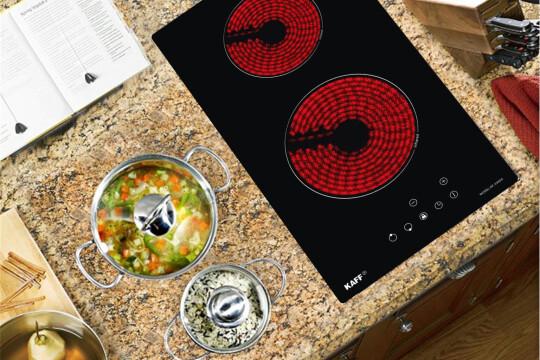 Review top 5 bếp hồng ngoại đôi cho không gian bếp đẳng cấp