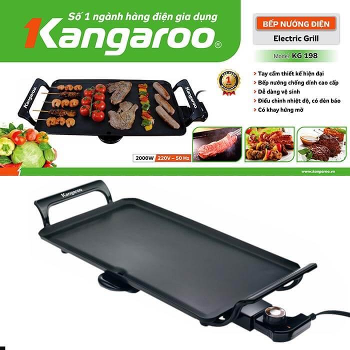 bep nuong die kangaroo kg198