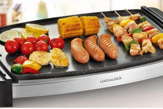 Review Top 5 bếp nướng điện giúp bạn có những món ăn ngon mà không phải tới nhà hàng