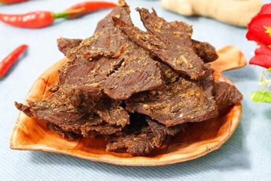 Làm bò khô thơm ngon đơn giản tại nhà cần những nguyên liệu nào