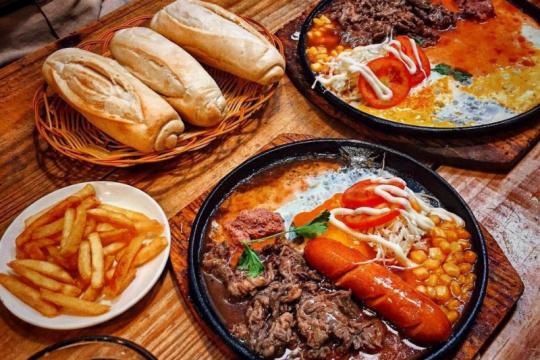 Review Top 5 quán ăn vặt quận 7 ngon hấp dẫn và giá rẻ nhất hiện nay