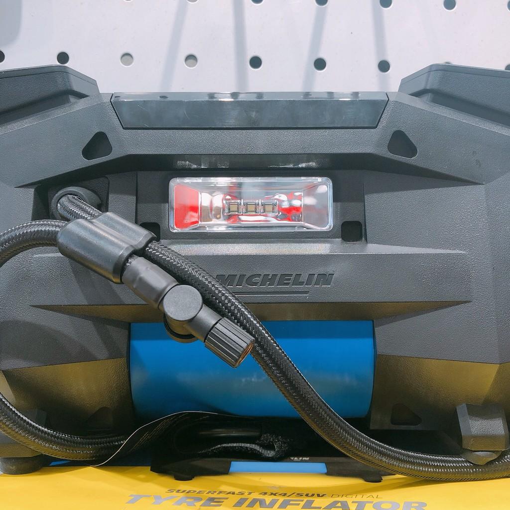 Bơm xe máy Michelin 12314 -12V- 360W