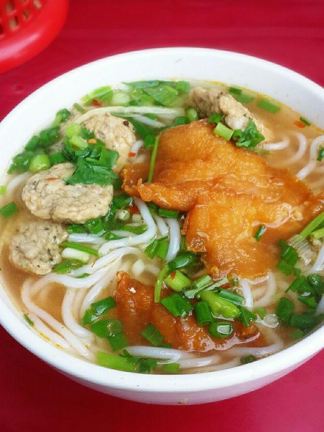 Bún cá Huy Trang