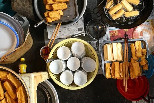 Review top 5 những quán bún đậu Hà Nội với hương vị không thể bỏ qua
