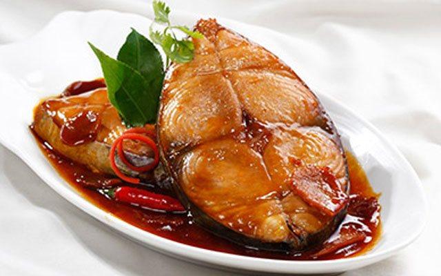 Cá thu rim dầu hào – món ăn không thể bỏ lỡ, giúp tăng cường sức khỏe.