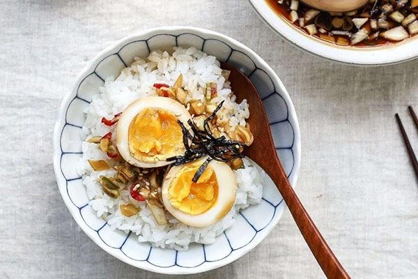 Cách bảo quản trứng ngâm tương Hàn Quốc