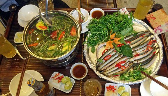 Cách chế biến món lẩu cá kèo măng chua