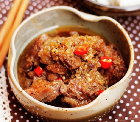 Cách chế biến món vịt kho sả