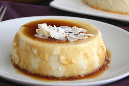 Chỉ bạn cách bánh flan thơm ngon chuẩn vị như cửa hàng