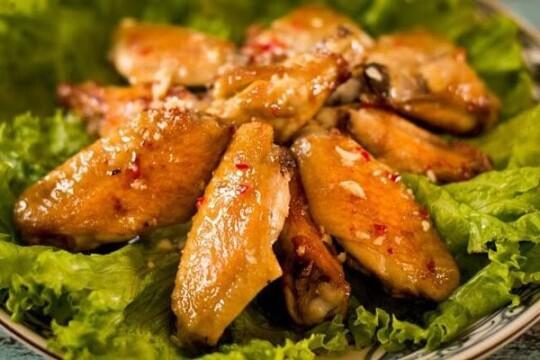 Cách làm cánh gà chiên nước mắm lạ miệng, đưa cơm