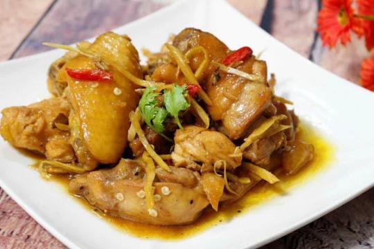 Làm gà kho riềng thơm ngất ngây cho bữa cơm gia đình với các bước nhanh gọn