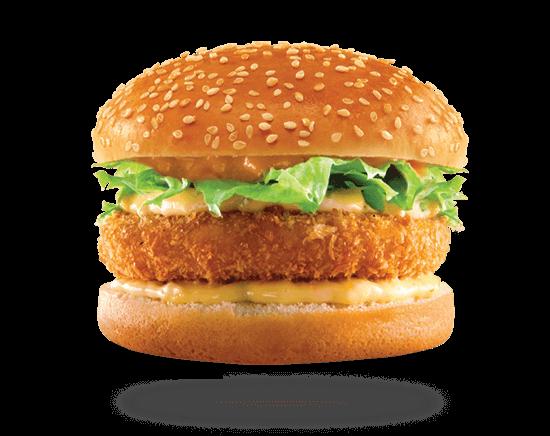 Cách làm Hamburger tôm