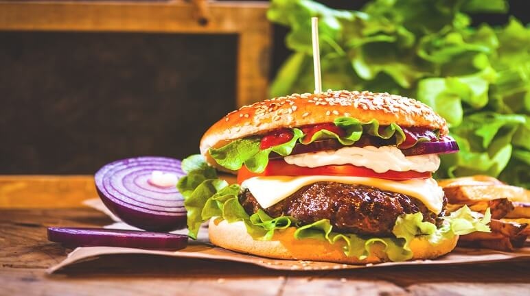 Cách làm Hamburger vị bò