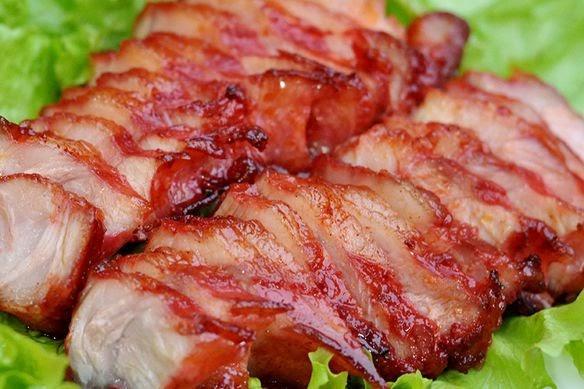 Cách làm thịt xá xíu công thức người Hoa