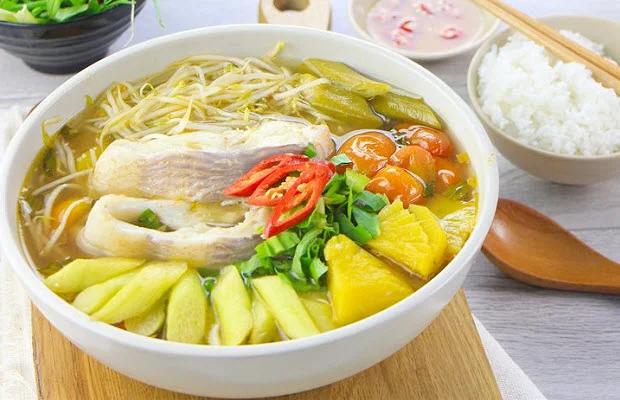 cách nấu canh chua cá thơm ngon