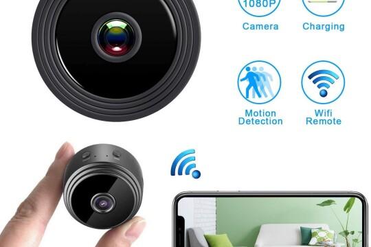 Review 5 sản phẩm camera mini cho hình ảnh sắc nét