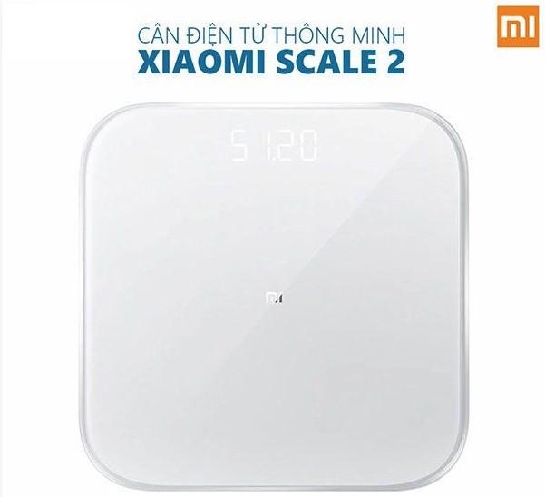 Cân điện tử Mi Smart Scale 2