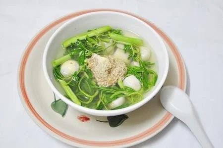 Canh cua - Món ăn giải nhiệt cho mùa hè