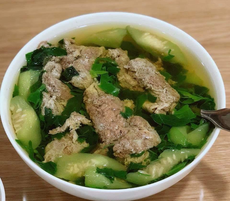 Canh cua rau đay - Món canh thơm ngon bổ dưỡng