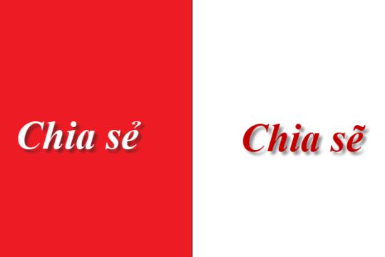Chia sẻ hay chia sẽ? Cách viết nào mới đúng chuẩn chính tả tiếng Việt?