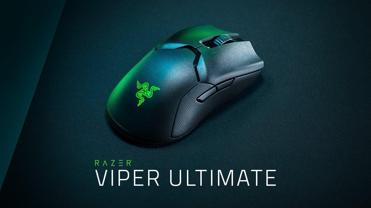 Chuột Razer Viper Ultimate Wireless