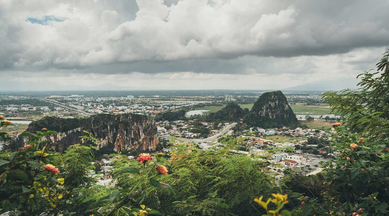 Chụp ảnh tại Ngũ Hành Sơn, Đà Nẵng