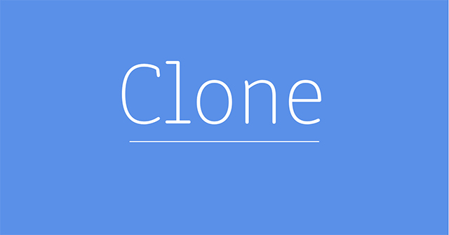 clone-la-gi d