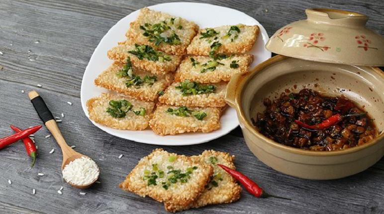 Cơm cháy món ăn vặt dễ chế biến mà bạn nên thử ngay