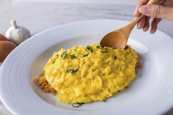 Cơm chiên trứng Nhật Bản