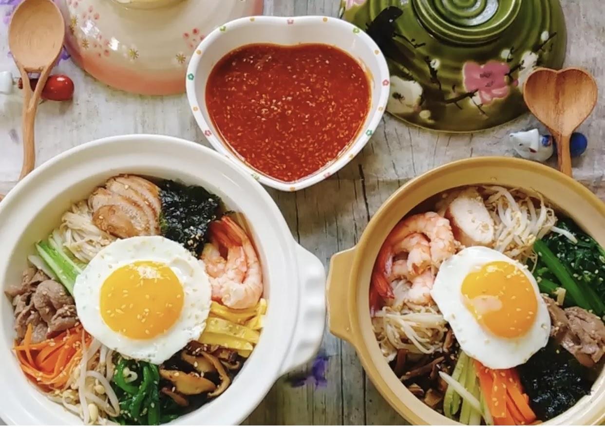 Cơm trộn - Món ăn tiện lợi giàu chất dinh dưỡng