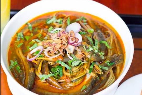 Siêu đơn giản, làm súp lươn chuẩn vị xứ Nghệ siêu ngon miệng