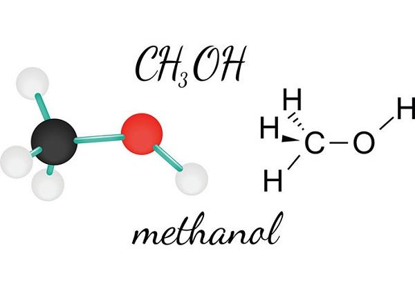 Công thức hóa học của ancol etylic