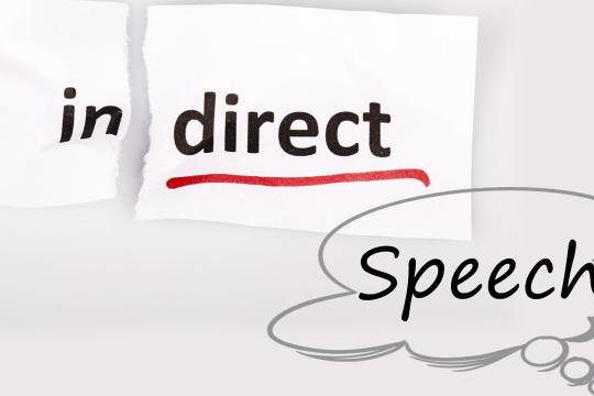 Giải nghĩa về câu gián tiếp trong tiếng anh và cách sử dụng chúng