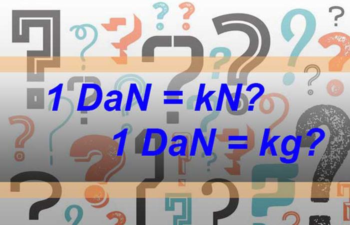 DaN là một bội số của Newton